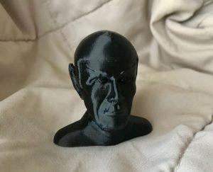 3D Printing: Spock
