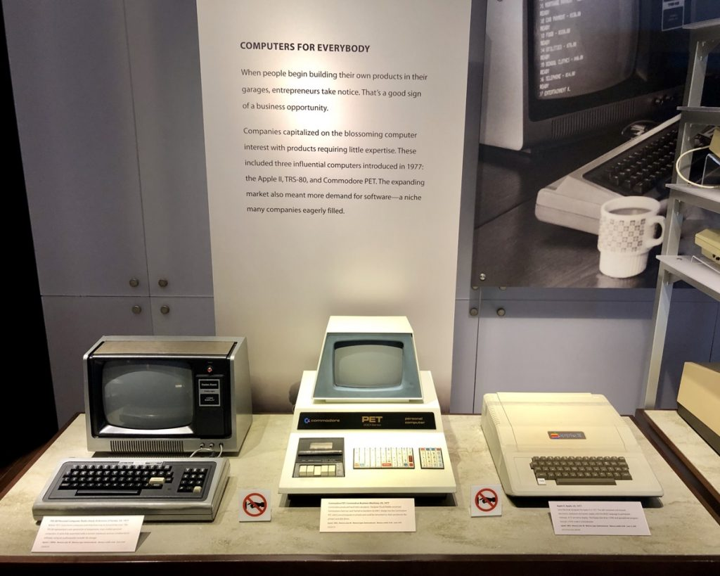 1977 Personal Computers