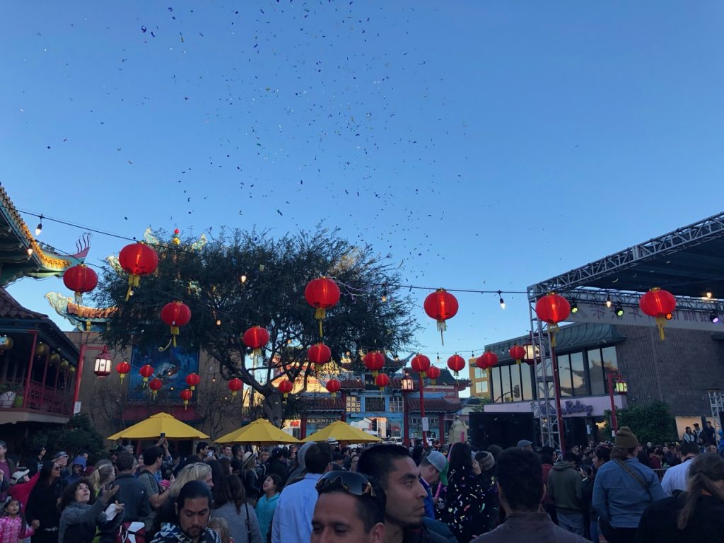 Chinese New Year LA