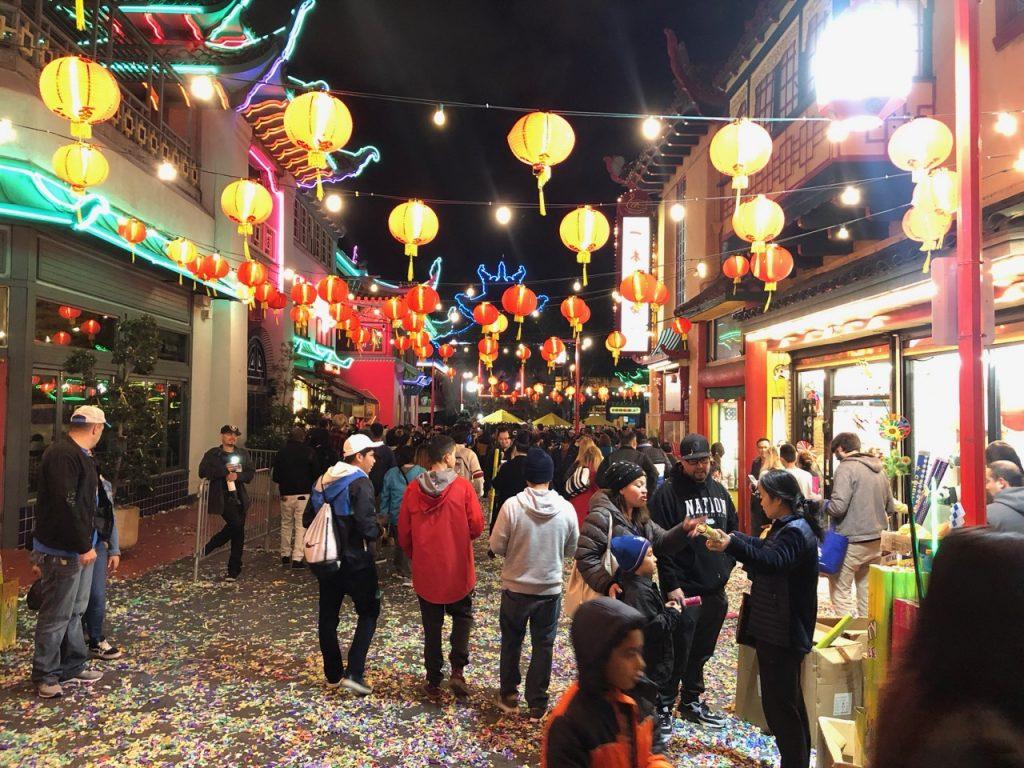 Chinese New Year LA