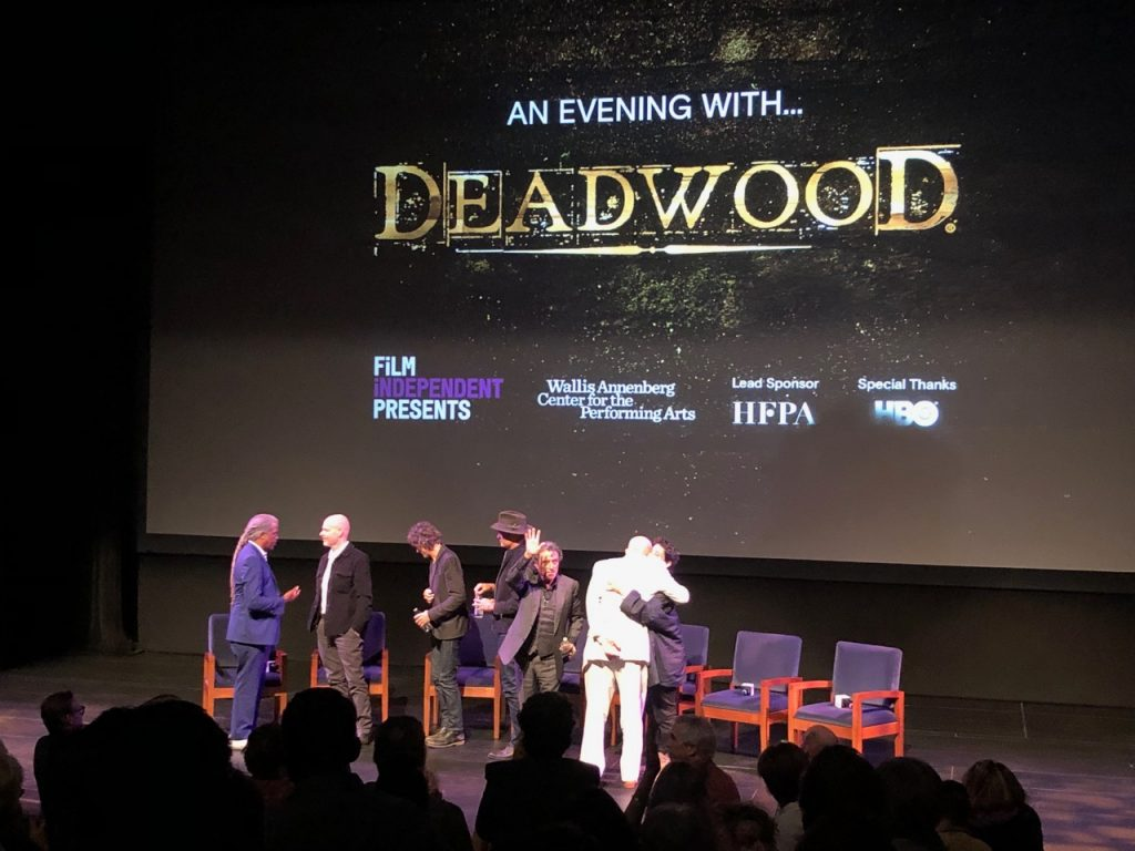 Deadwood Event