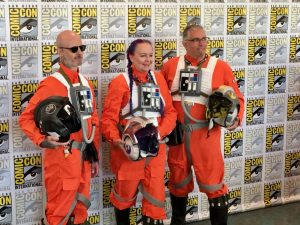 Comic Con 2019 - Rebel Pilots