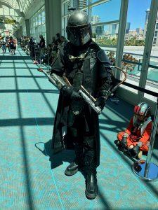 Comic Con 2019 - Steampunk Boba Fett
