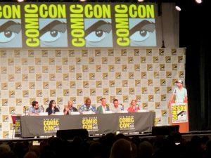 Comic Con 2019 - American Dad Panel