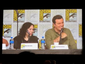 Comic Con 2019 - Family Guy Panel
