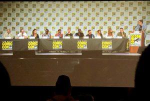 Comic Con 2019 - Orville Panel