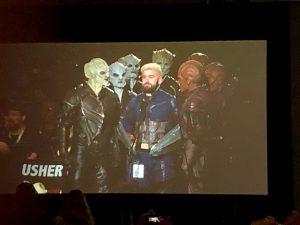 Comic Con 2019 - Orville Panel Q & A