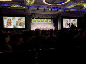 Comic Con 2019 - Orville Panel room