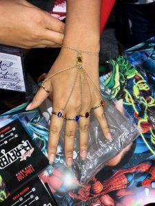 Comic Con 2019 - Infinity bracelet