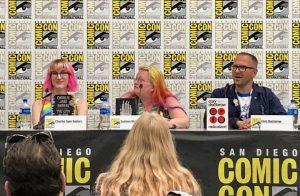 Comic Con 2019 - Sci-Fi Community Panel 1