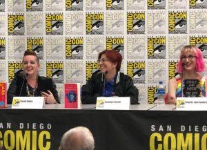 Comic Con 2019 - Sci-Fi Community Panel 2