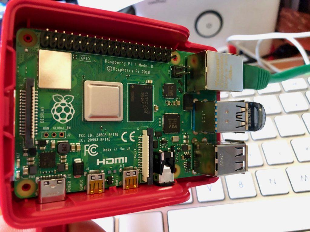 Rasberry Pi 4B