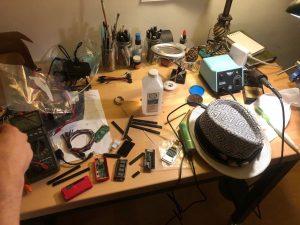 DC27 Defcam2 - Preparation