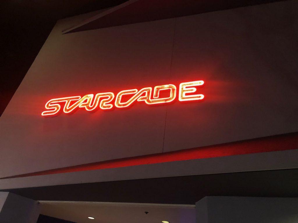 Disneyland Adventure - Starcade