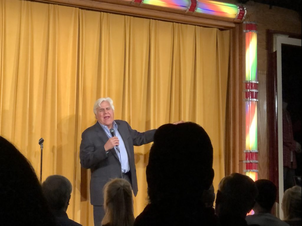 Jay Leno standup January 5, 2020