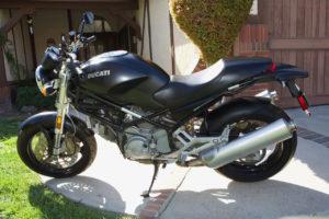 be3n Ducati side