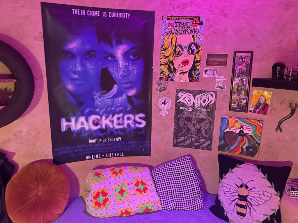 OmegaMart - Hackers Poster