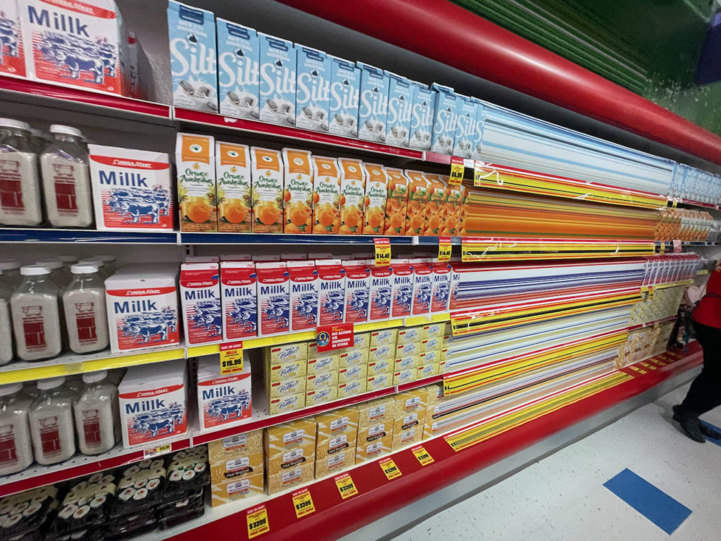 OmegaMart - Shelves 2