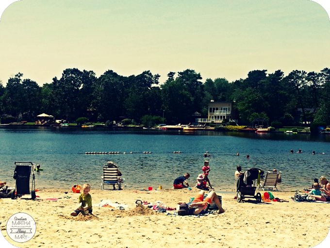 3 beach Medford Lakes