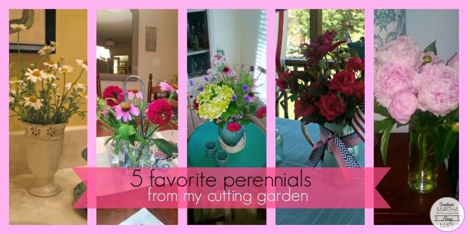 5 favorite perennials