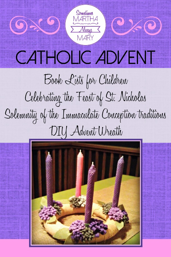 Advent Pinterest beginning of Advent