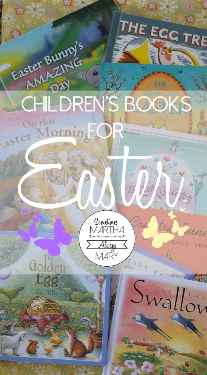 Children's books for Easter PIN smam