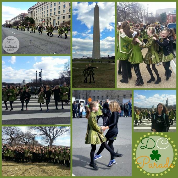 DC Parade Collage
