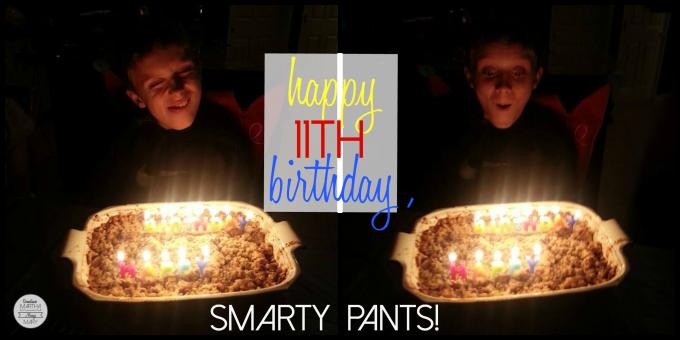 HB 11 smarty pants SMAM