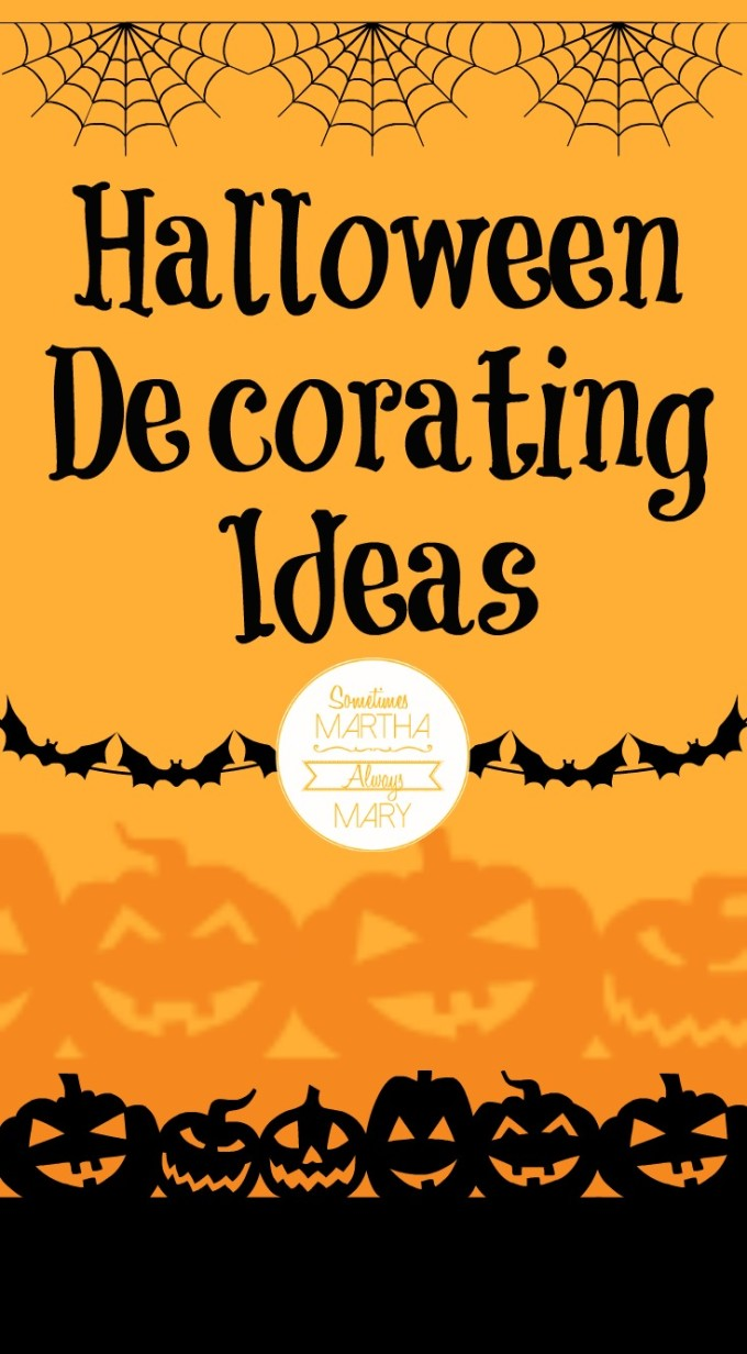 Halloween Decorating ideas SMAM Pinterest