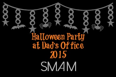 Halloween party graphic FB