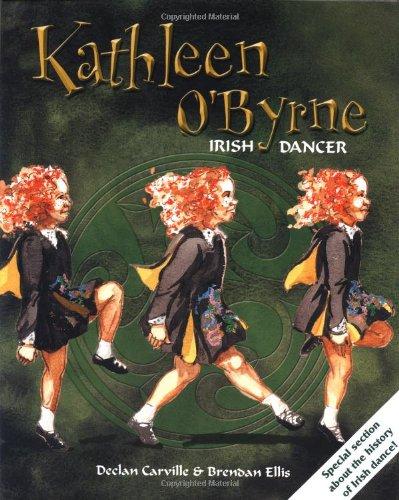 Kathleen O'Byrne Irish Dancer