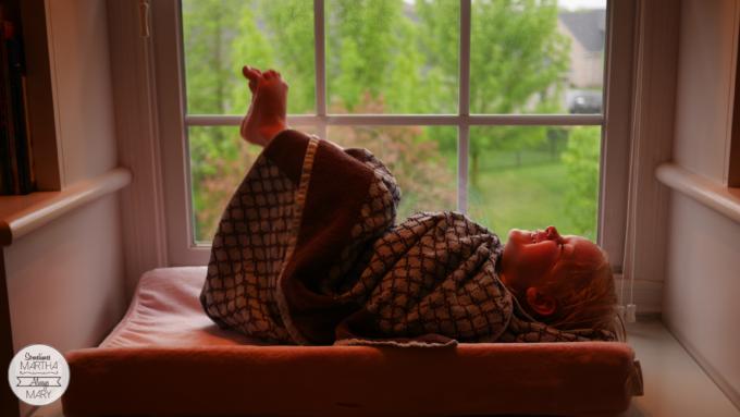 Little One's window