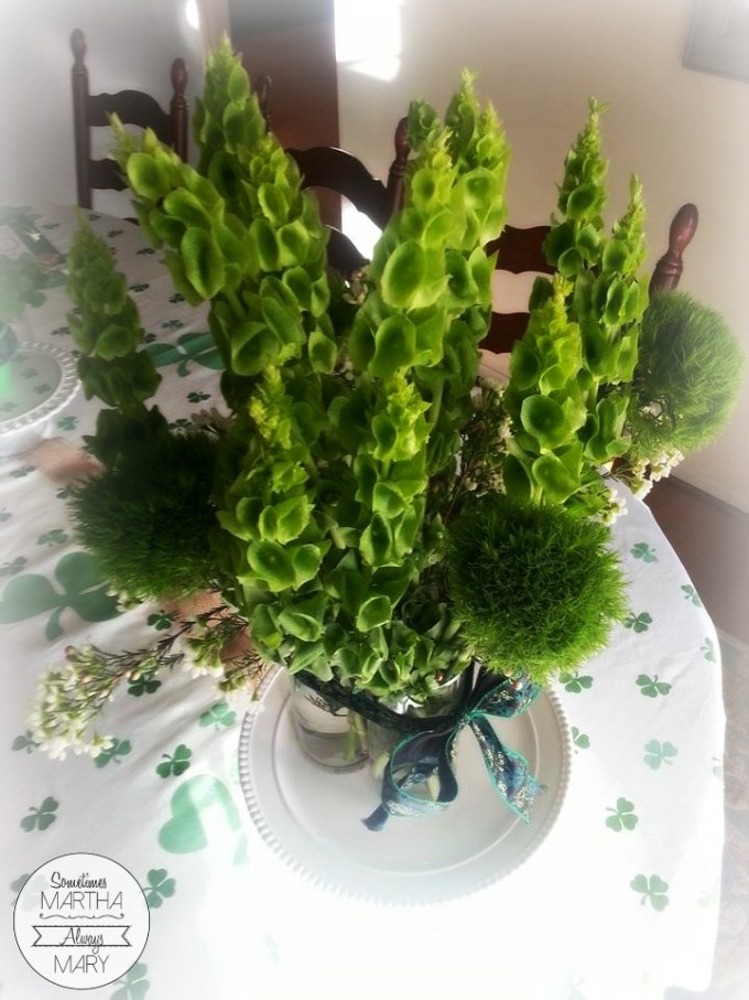St. Paddy's Day Flowers