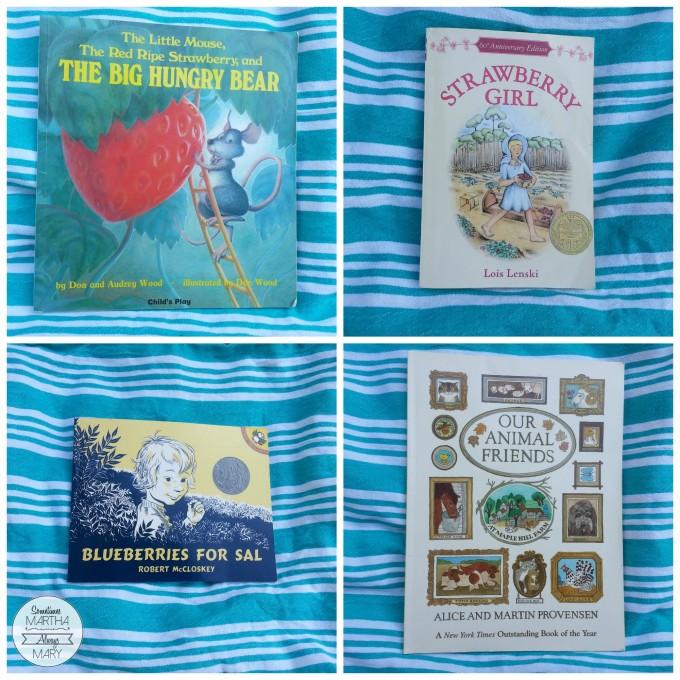 Strawberry books
