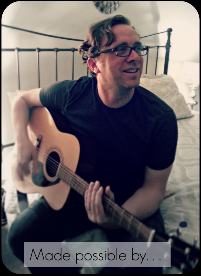 The Hubs guitar pic