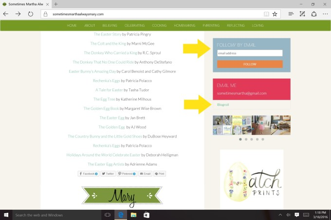 blog screen grab #1