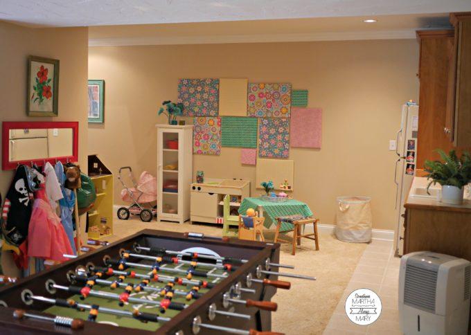 kitchen basement SMAM