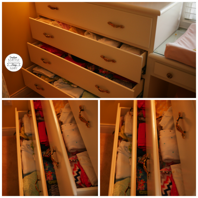 nursery drawers