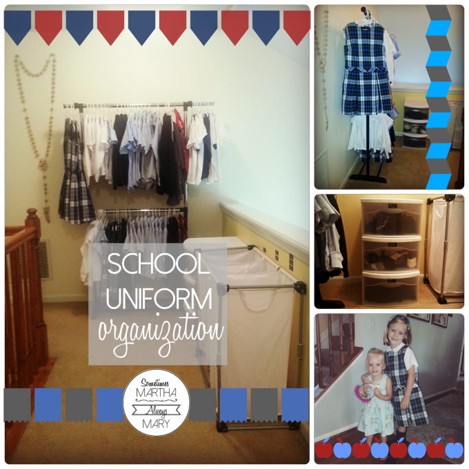 school uniform organization