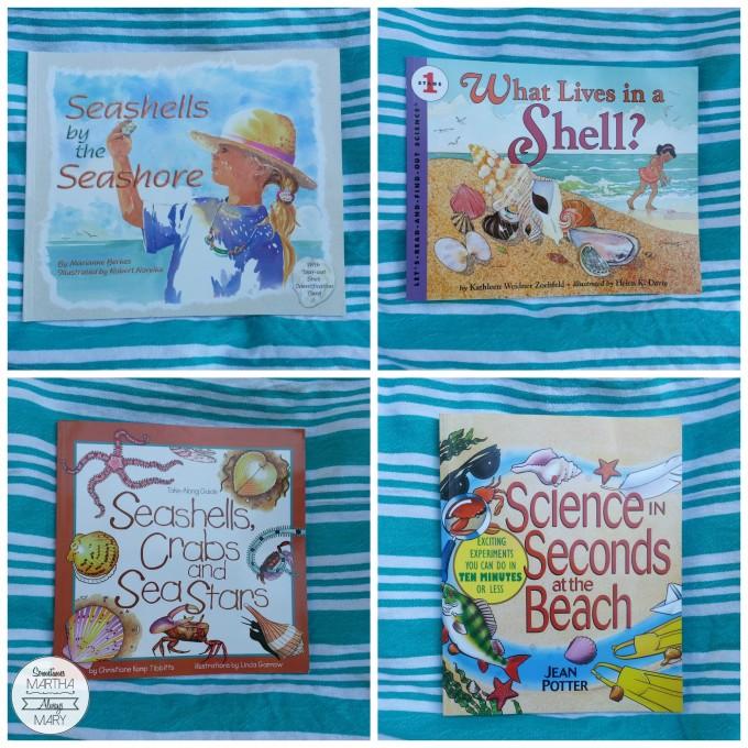 shells book