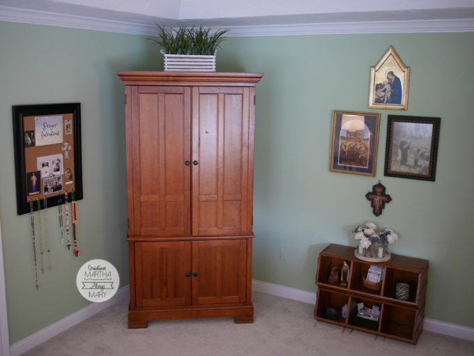 sitting room tv armoire