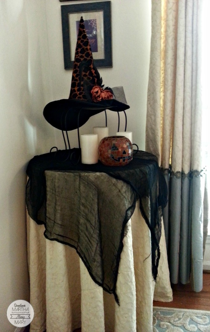 witch hat dining room SMAM