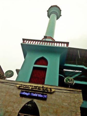 লালবাগ শাহী মসজিদ