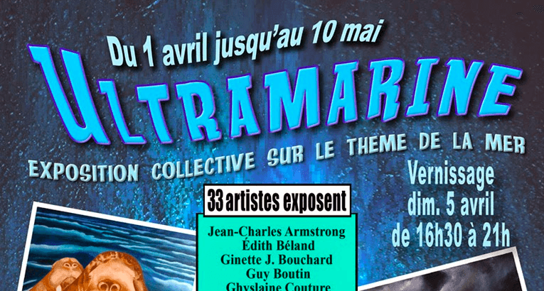 Exposition 'Ultramarine'