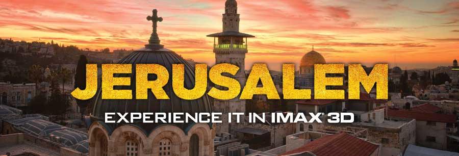 Jérusalem 3D