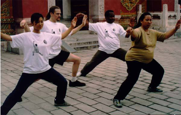 Free Chinese Tai Chi in Montreal