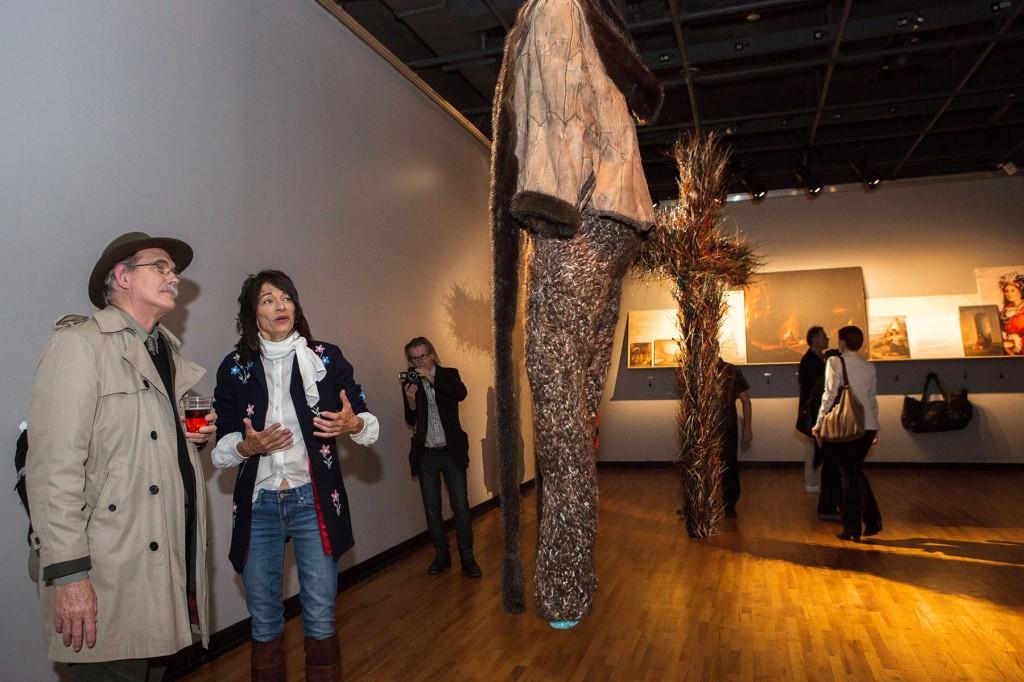 Exposition «Oubliées ou disparues : Akonessen, Zitya, Tina, Marie et les autres »