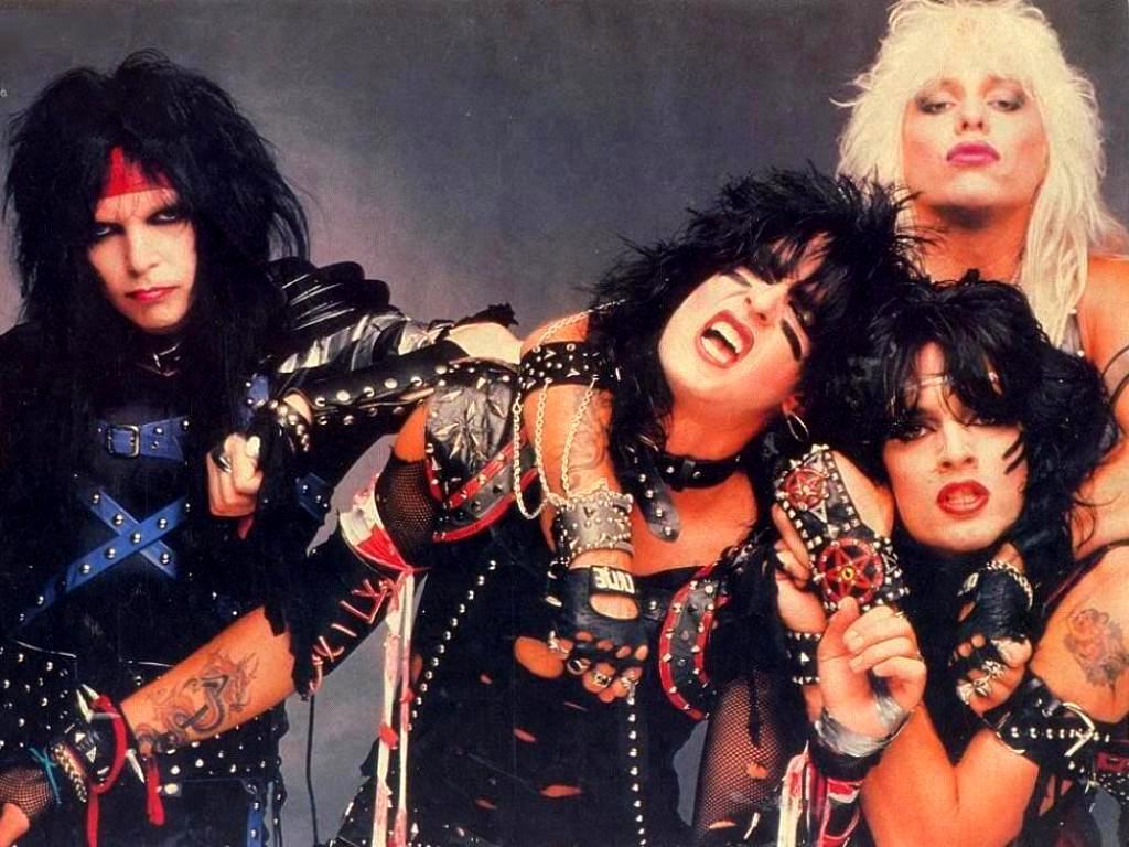 Mötley Crüe et Alice Cooper