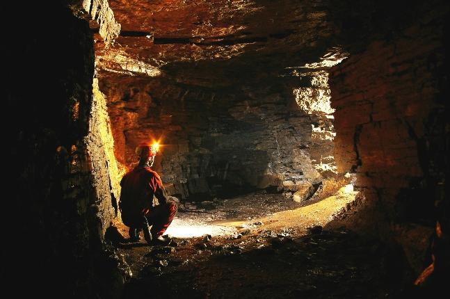 Caverne de Saint-Léonard