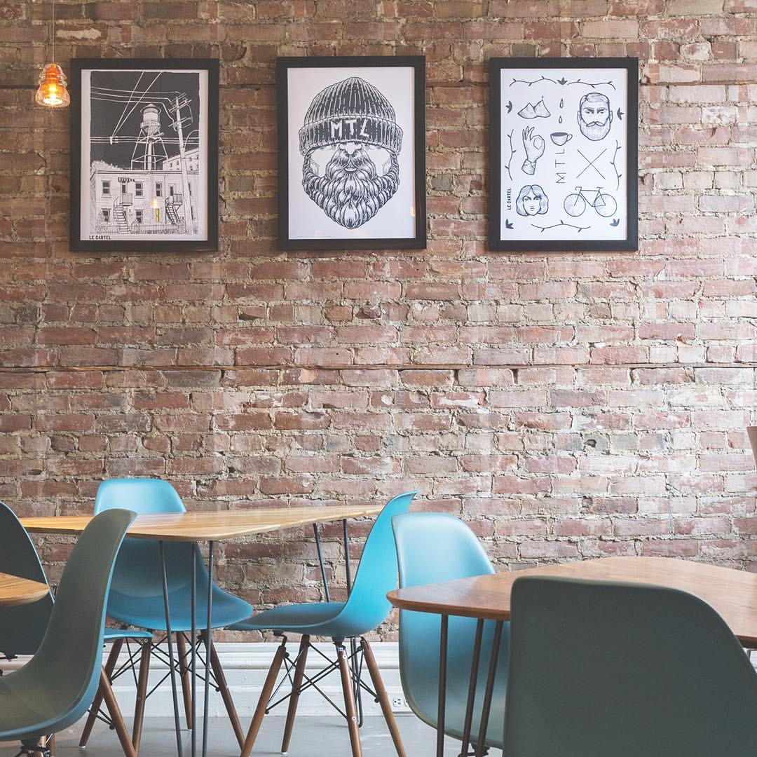 Café MRKT
